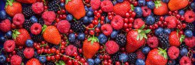 Immunsystem stärken Beeren