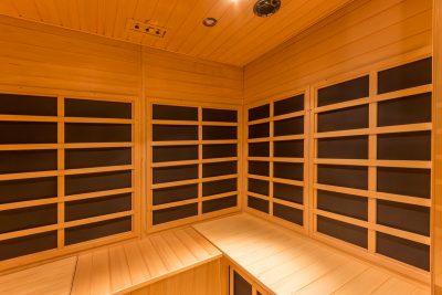 Wärmekabine infrarot-sauna