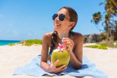 Gesundheitliche Vorteile von Kokoswasser