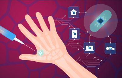 RFID CHips Menschliches Mikrochipping