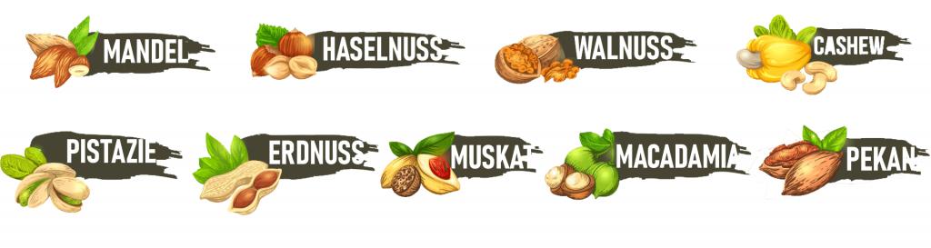 Sind Nüsse gesund?