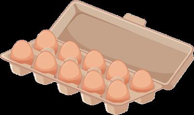 Rohe gekochte Eier haltbarkeit