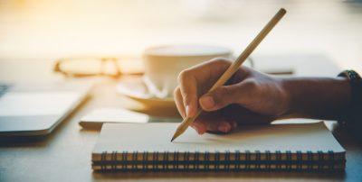 Tipps für effektives Lernen Notiz