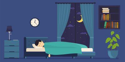 melatonin schlafen