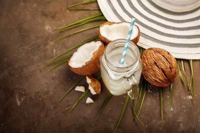 Kokoswasser informationen