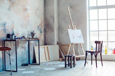 Stress bewältigen durch künstlerische Hobbies