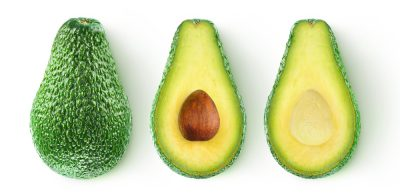 Avocado als Gehirnnahrung