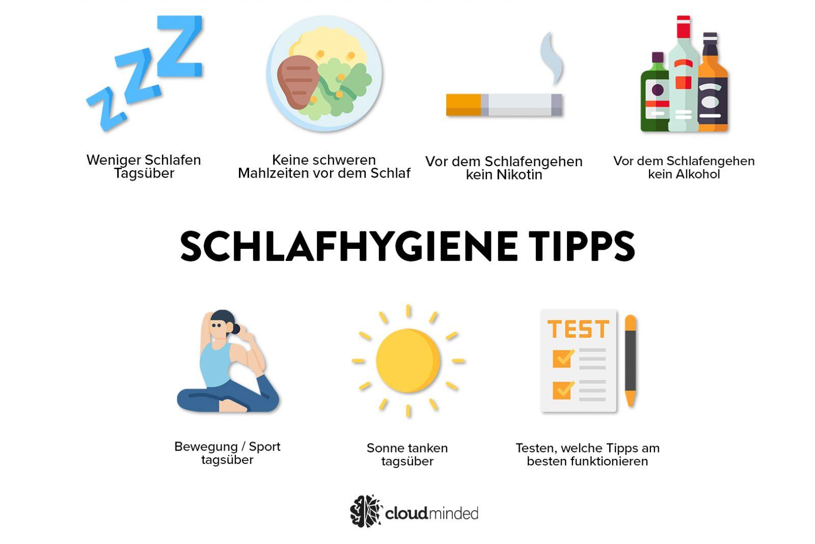 Schlafhygiene Tipps2
