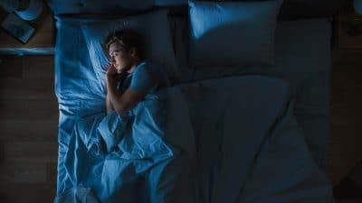 Schlafzimmertemperatur