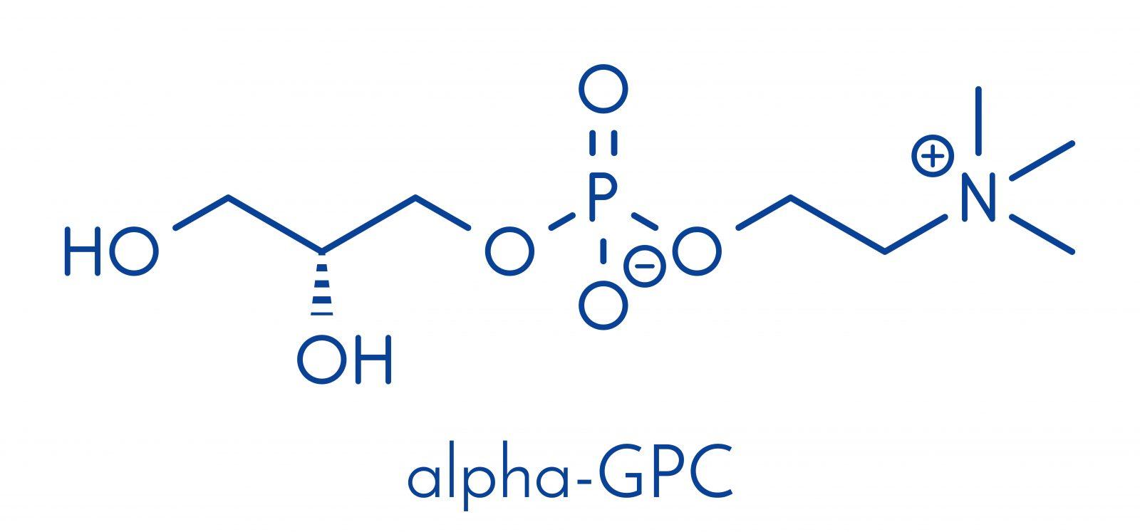 Alpha GPC Struckture