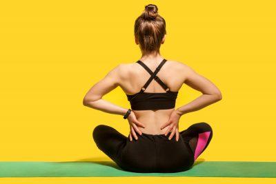 Übungen gegen Rückenschmerzen funktionieren