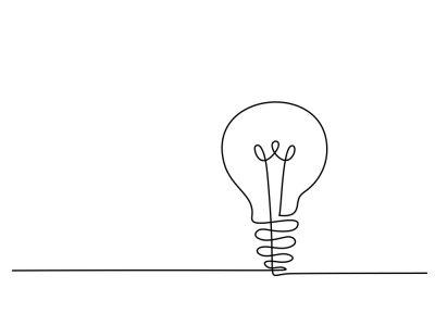 zeichen fuer kreativitaet