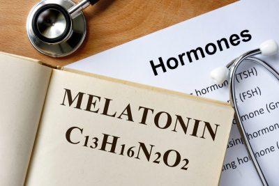 Melatonin Dosierung Aufbau