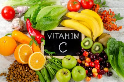 Augenringe loswerden Vitamin C