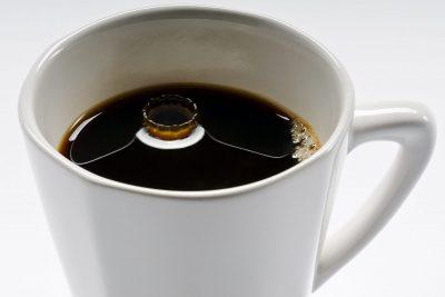 Kaffe beim Fasten