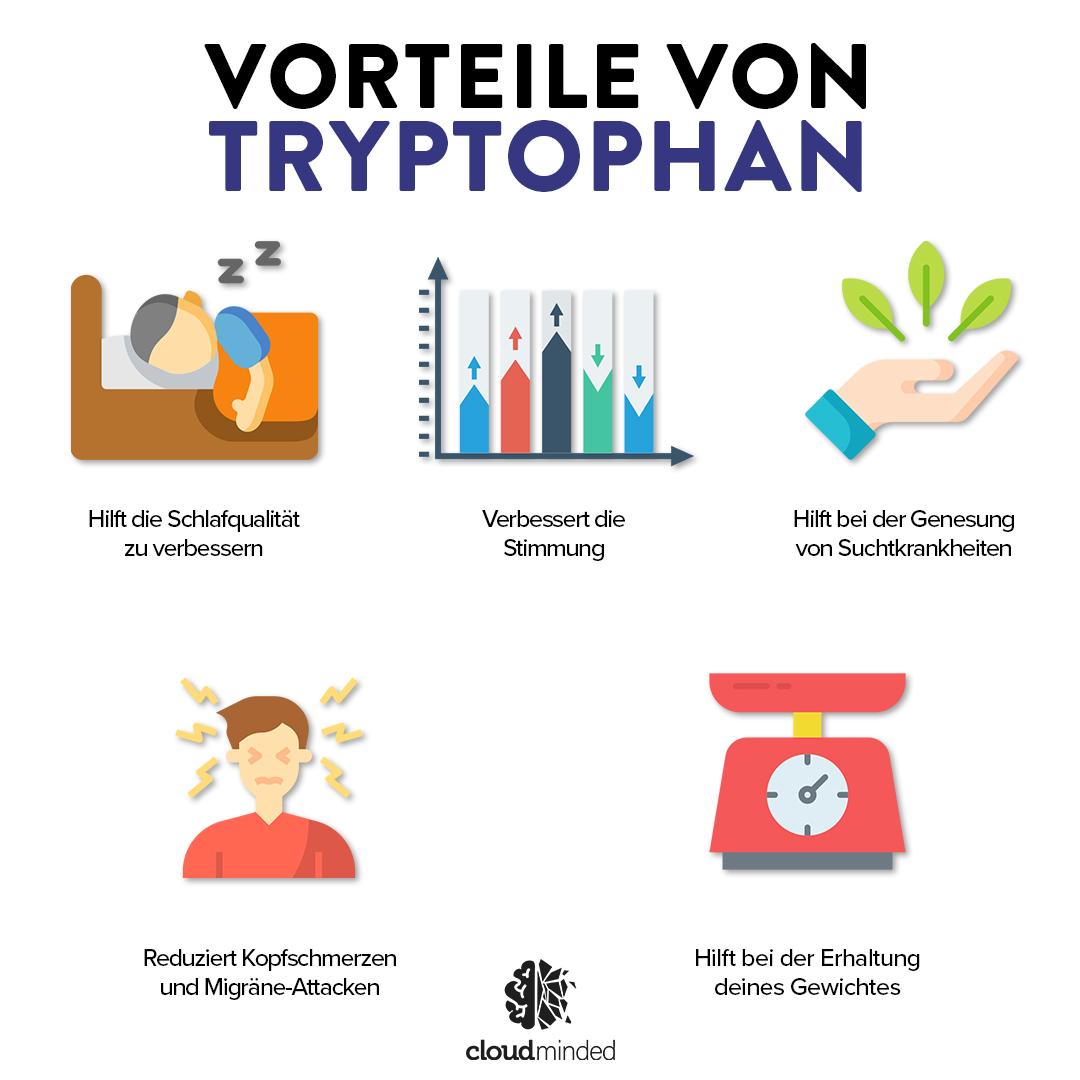 vorteile von tryptophan